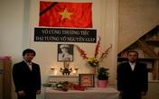 Người Việt Nam tại Pháp tưởng nhớ Tướng Giáp