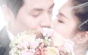 Lộ ảnh cưới đầu tiên của Đăng Khôi và vợ hot girl?