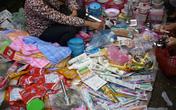 Dầu gội nhái tràn chợ Hà Nội