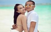 Ảnh cưới bikini đẹp lạ của Ngọc Thạch