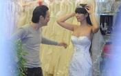 Lê Kiều Như bị bắt gặp đi thử đồ cưới với người tình 10 năm