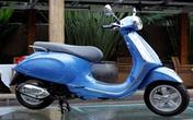 Cận cảnh Vespa Primavera - mẫu xe thay thế LX tại Việt Nam