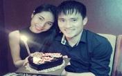 Công Vinh đón sinh nhật lãng mạn bên Thủy Tiên
