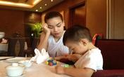 Tiết lộ khả năng ngoại ngữ của 'quý tử - tiểu thư' sao Việt