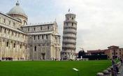 Tháp nghiêng Pisa – Niềm tự hào của nước Ý