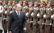 Tổng thống Nga: Tình hữu nghị Nga - Việt là bất biến