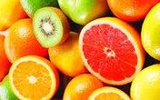 Hoa quả thay rau được không?