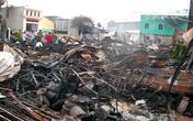Cháy lớn ở An Giang, thiêu rụi 80 căn nhà