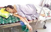 Lay lắt hài nhi 32 tuần trong bụng mẹ bị liệt