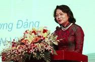"""Phó Chủ tịch nước Đặng Thị Ngọc Thịnh: """"Đưa công tác dân số lên tầm cao mới"""""""