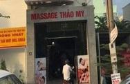 4 nhân viên massage bán dâm ở phòng VIP