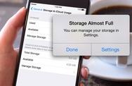 4 bước miễn phí xử lý đầy dung lượng iCloud trên iPhone