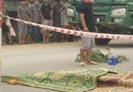 Xe tải tông cả nhà 3 người chết thảm