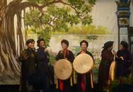Những nữ công an e lệ, duyên dáng trong làn điệu quan họ