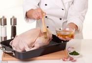 Cấp đông thịt gà để tránh ngộ độc thực phẩm