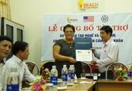20.000 USD hỗ trợ thanh niên thiệt thòi tại Đà Nẵng