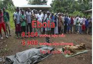 Người mắc Ebola tại Mỹ đã chết