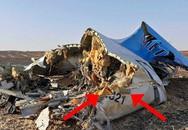 Thêm bằng chứng về nguyên nhân vụ rơi máy bay Nga