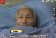 Sau đột quỵ, cụ bà chỉ nói được tiếng nước ngoài