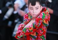 Mỹ nhân Võ Tắc Thiên diện 'vỏ chăn thập niên 80' lên thảm đỏ Cannes