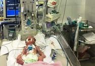 Bé sơ sinh tim chỉ đập 30 nhịp/phút được cứu sống kỳ diệu