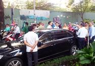 Người đàn ông đột tử khi lái ôtô ở trung tâm Sài Gòn