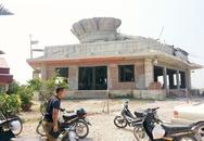 Tượng Phật đổ sập ở Thái Bình: Công nhân thoát chết vì... hết nguyên liệu