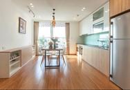 Căn hộ 95 m2 gọn gàng với hai phòng ngủ