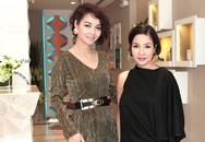 Diva Mỹ Linh lấn át nhan sắc Mai Thu Huyền