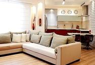 7 mẫu phòng khách đẹp và thoáng cho căn hộ chung cư