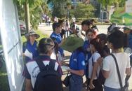 Hơn 30.000 thí sinh làm thủ tục dự thi tại cụm thi Đại học Thái Nguyên