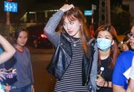 Hari Won chạy show dày đặc khi vừa về Việt Nam