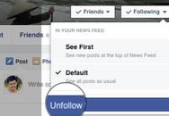 """4 cách dọn dẹp """"sạch sẽ"""" Newsfeed trên Facebook"""