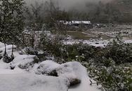 Thời tiết ngày 24/1: Tuyết rơi ở Lào Cai, Hà Nội rét 6 độ C