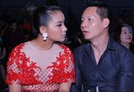Phan Như Thảo cùng chồng đại gia đi xem thời trang
