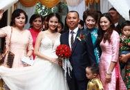 Lễ rước dâu ấm áp bên quan viên hai họ của chú rể Chí Anh và cô dâu hotgirl