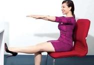 Bài tập giảm tác hại của ngồi nhiều