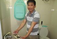 """Hà Nội: Lại một chung cư có nước sạch """"sạch"""" như... nước cống!"""