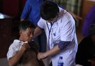 600 người dân Hà Tĩnh được khám, cấp phát thuốc miễn phí