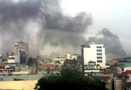 Nổ trạm biến áp như bom, tia lửa trùm khu dân cư Sài Gòn