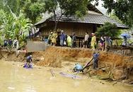 2 người chết do sạt lở bãi vàng ở Lào Cai