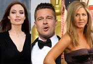 Fan đua nhau chế ảnh 'Jennifer Aniston mừng vì Jolie-Pitt ly hôn'