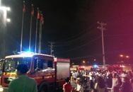 Cháy siêu thị Big C ở Sài Gòn, người dân chen chúc ở thang cuốn để tháo chạy ra ngoài