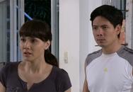Bình Minh nắm tay, ôm ấp Trang Nhung trong phim mới