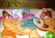 Sản phụ 19 tuổi sinh ba em bé đều nặng trên 2 kg