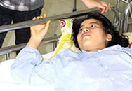 Nữ sinh được đặc cách tốt nghiệp vì viêm ruột thừa