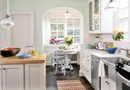 """8 căn bếp """"xanh mướt"""" chỉ nhìn đã thấy yêu ngay tắp lự"""