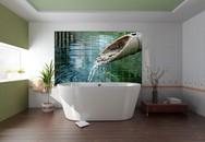 10 biến tấu giúp phòng tắm nhà bạn mang phong cách riêng