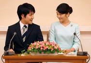 Công chúa Nhật Bản lần đầu xuất hiện bên hôn phu thường dân