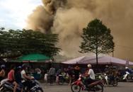 Quảng Ninh: Chập điện, toàn bộ kho hàng bất ngờ bốc cháy